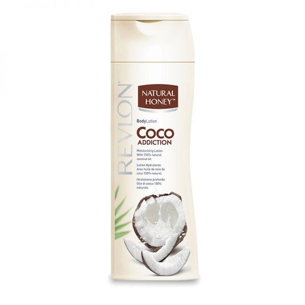 25.Lotiune pentru corp NH cu Cocos