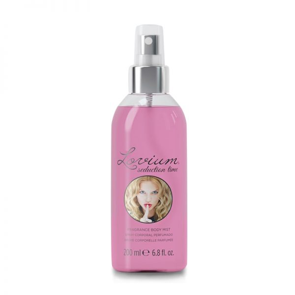 3.Spray parfumat pentru corp Seduction Time